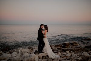 Lake Michigan lakefront by Lichter Photography